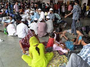 Assam relief camp