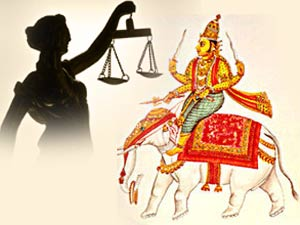 Legal notice to Lord Indra