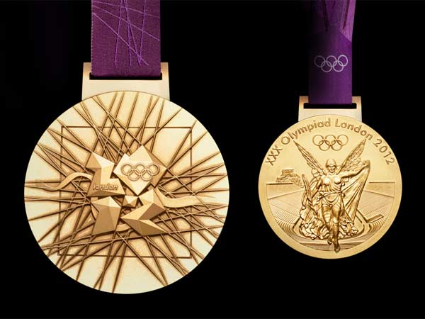 Gold Medal at Olympics