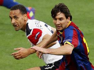Barcelona beat Man United on penalties