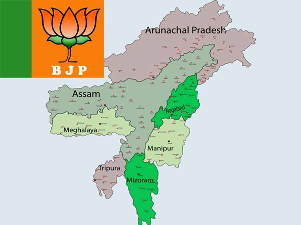 Northeast-India-BJP