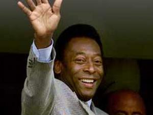 Legend Pele hopes Brazil wins gold