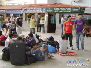 Assam people in stations