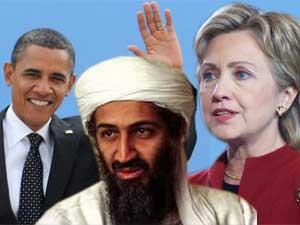 Osama Obama Hillary