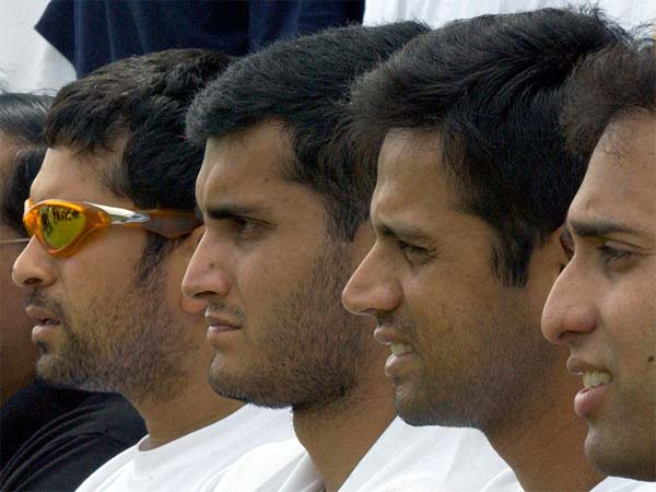 Indian-Cricketers
