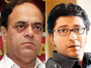 Abu Asim Azmi and Raj Thackeray