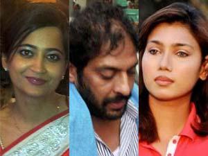 Geetika, Kanda and Nupur Mehta