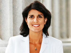Haley, Jindal to address convention
