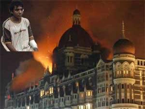 Kasab, terrorists attack in Mumbai