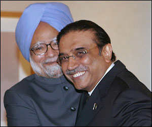 Manmohan Singh-Asif Ali Zardari