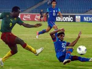 Nehru Cup: India vs Cameroon Preview