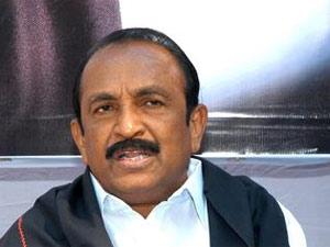 Vaiko takes Lankan ire to MP