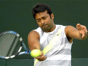 Paes loses at US Open
