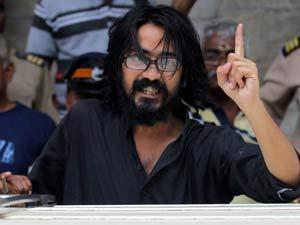 Cartoon row: Aseem Trivedi released