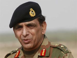 Kayani's service extension challenged