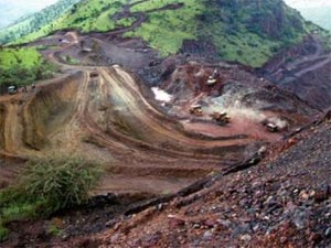 Goa mines under government's scanner