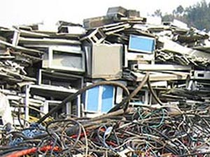 E-waste plant at Greater Noida