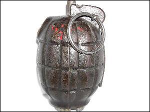 Bomb blast