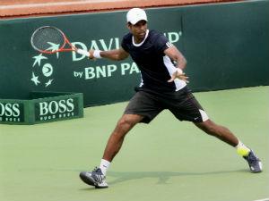 Rain delays start of India-NZ tennis tie