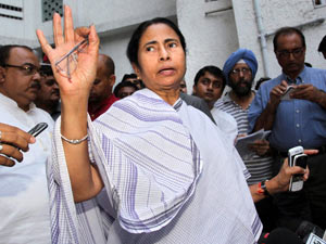 Concerned over Mamata's opposition: Cong