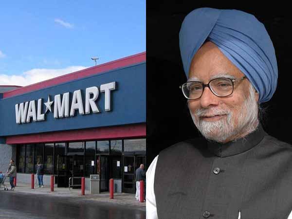 Walmart and Manmohan Singh