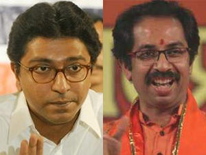 Raj Thackeray-Uddhav Thackeray