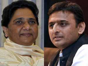Mayawati-Akhilesh Yadav