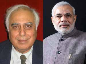 Modi-Sibal stage-sharing event off
