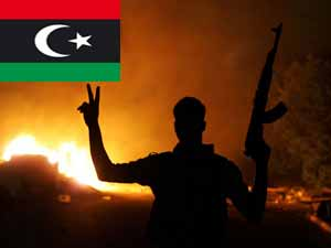 Militia base stormed in Benghazi