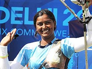 Archery:Deepika wins silver in World Cup