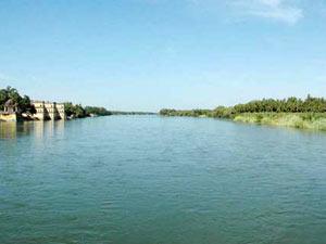Cauvery river