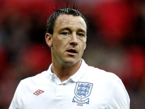 John Terry quits England