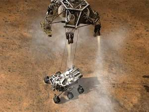 NASA's rover Curiosity finds evidence of water on Mars
