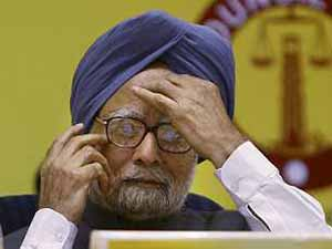 manmohan singh address