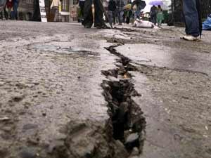Earthquake Shimla