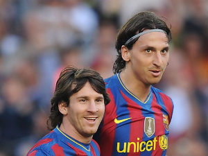 Messi should not win Ballon d'Or: Ibra