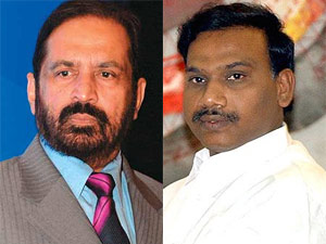 Kalmadi and Raja