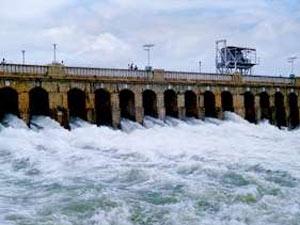 KRS Dam