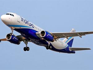 IndiGo flight