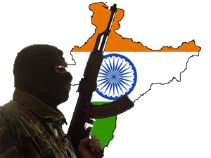 Terrorist-In-India