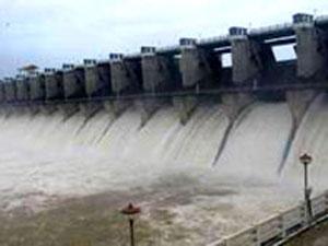 Cauvery: KRS dam