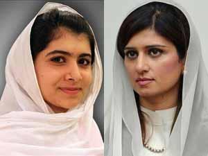 Malala and Hina