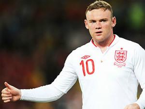 Hodgson names Rooney as England captain