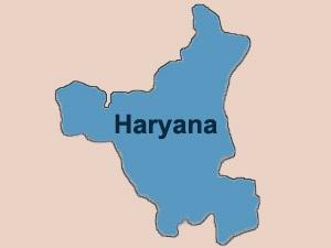 Haryana map