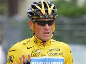 Cyclist Lance Armstrong banned for life
