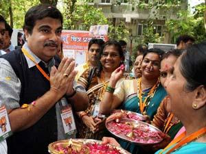 Nitin Gadkari Mumbai