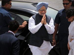Manmohan Singh PM