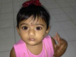 Baby Saanvi