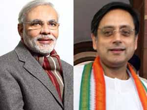 Narendra Modi Shashi Tharoor