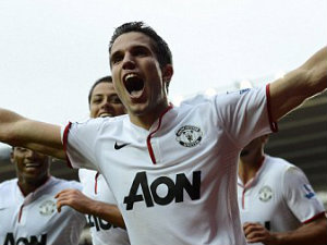Van Persie snubbed City to join United